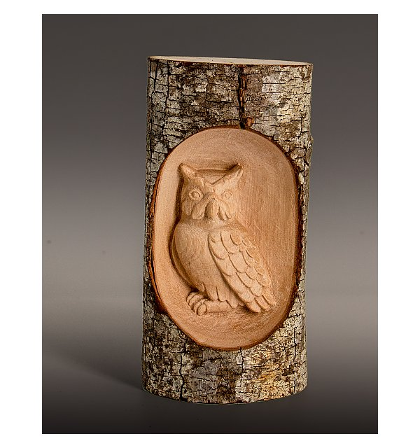 3354 - Tree trunk owl