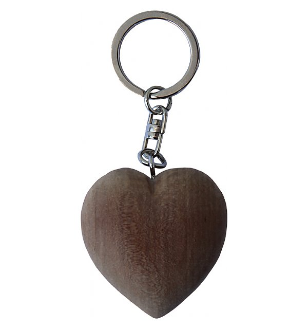 3361 - heart with keychains