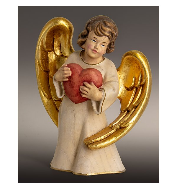 7703 - Angel poesy with heart COLOR