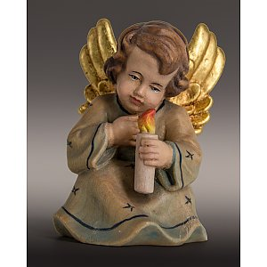 7601 - Angels paradise with candle