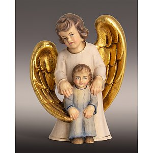 7712 - Angel poesy with boy